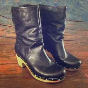 UGG Australia Black Lynnea Boots